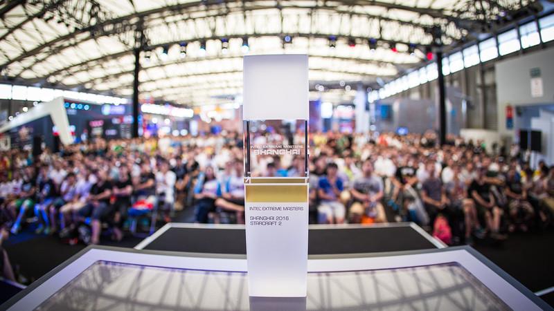 Intel Extreme Masters Shanghai 2016