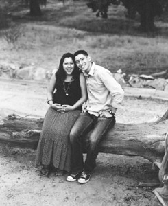 Andrea + Andres: Levi's First Year
