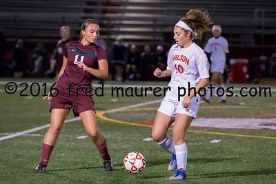 10/25/2016 Wilson Girls vs Mechanicsburg District 3 Round 1