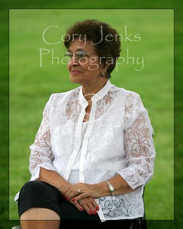 Anita Sanchez's 80th Birthday