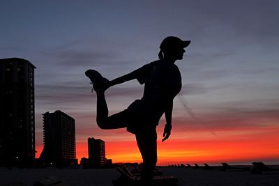 """04-14-11 """"Walk In My Shoes"""" Pensacola by Omar Vega"""