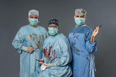 Surgeon Girl Power