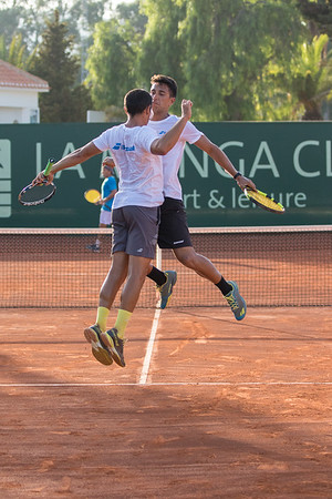 LMC Tennis Exhibition 18th Aug'17