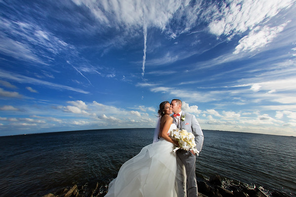 Adriana & Danny's Clearwater Wedding