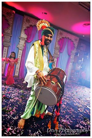 Punjabi Dhol Players