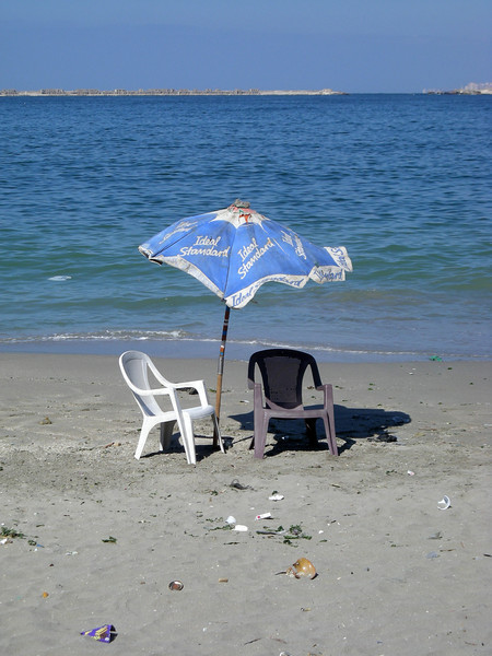 ideal standard umbrella, Alexandria, Egpyt