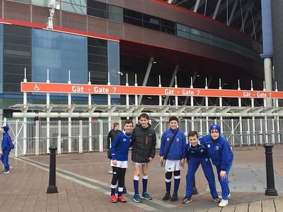 Wales Rugby Trip