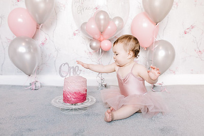 Grace's 1st Birthday