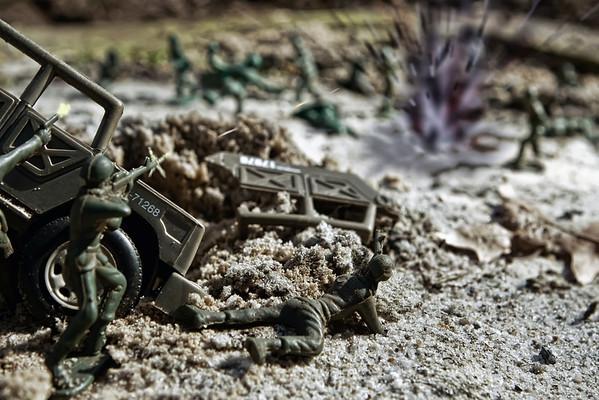 Sandbox Ambush