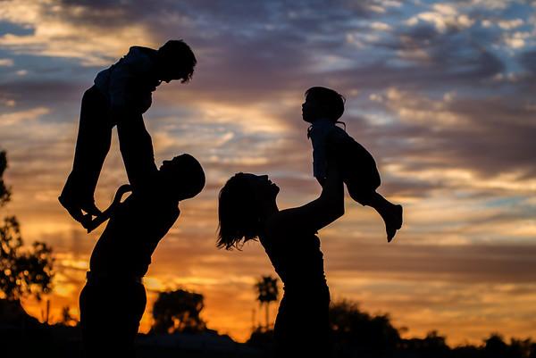 Alban Family - Oh! MG Photo   Phoenix, AZ Family Photographer