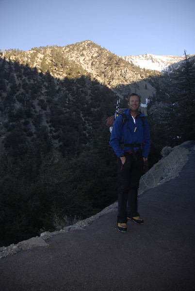 Mt. Baldy March 18, 2009