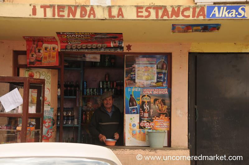 Store Front - Xela, Guatemala