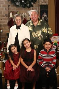 Mom and Dad Christmas session