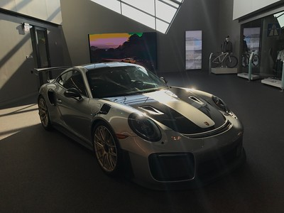 Rally Girl Racing Visit The Porsche Experience Center Atlanta