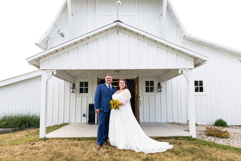 Wedding - Rachel & Dakota