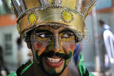 Nise da Silveira's mental health hospital carnival