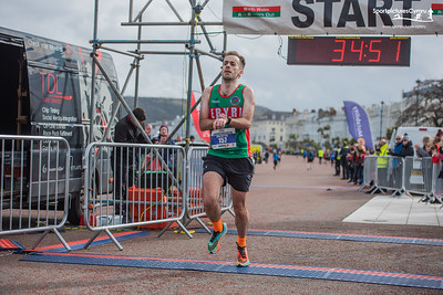 Nick Beer 10K - Finish Photographs