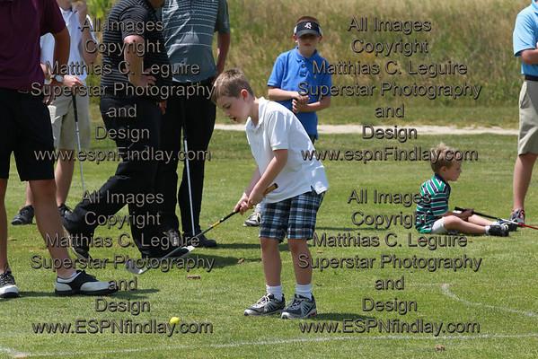 2012-06-06 Van Buren Golf Camp Day 3 Part I