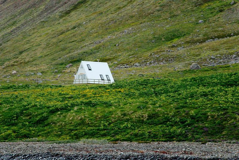 Aðalvík - Látrar. Ystibær. 2013.