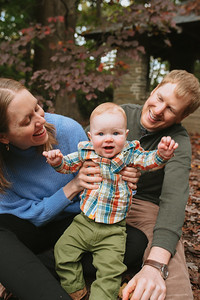 Emily + Paul Family