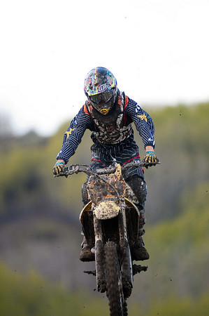 heat 2 race 1: 125 cc