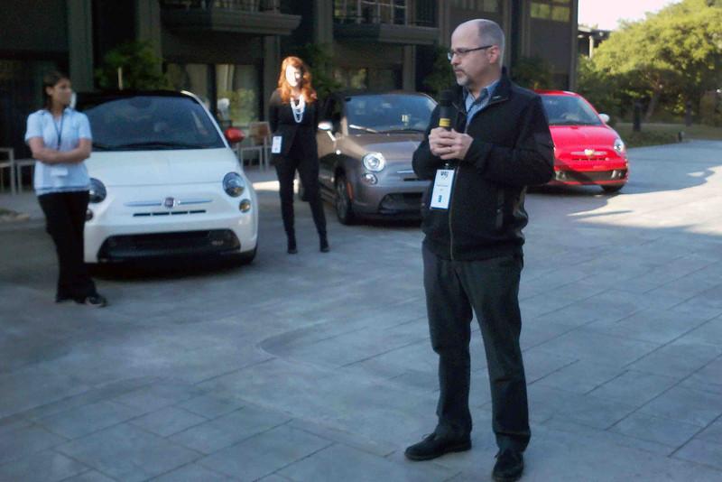 Steve Sharples, SRT Brand Manager, speaks on behalf of SRT.
