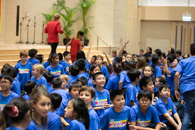 Young Americans HKIS Performance