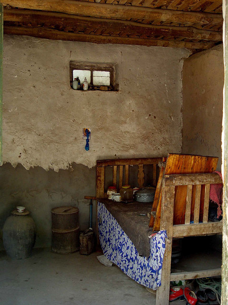 Bedroom in village near Kashgar DSC01975.jpg