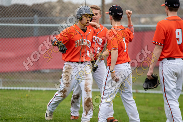Stoughton-Milford Baseball - 05-17-19