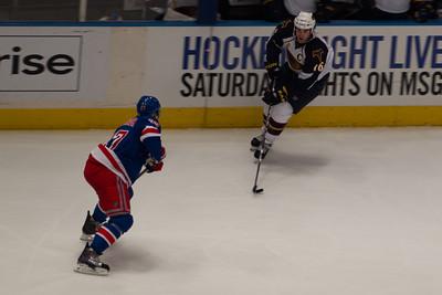 2011; NY Rangers vs. Capitals - 4/7