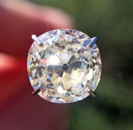 2.50ct Old Mine Cut Diamond