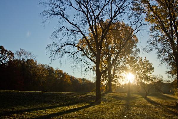 Buell Lake County Park Digital 35mm