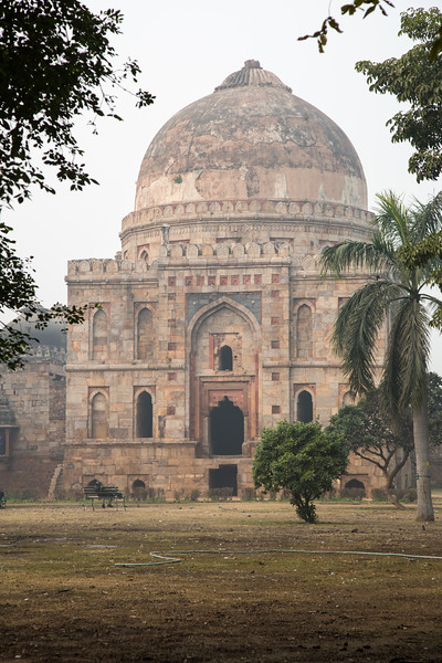 Lodi Gardens - New Delhi, India - December, 2015