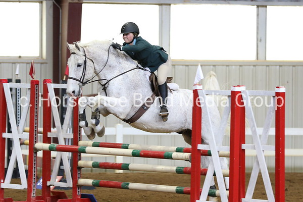 2021 House Mountain Horse Show March 13, 14 -- Saturday Afternoon -- East Complex & Coliseum