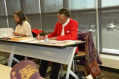 December 2016 East  Coast Chapter Tuskegee Airmen Meeting;