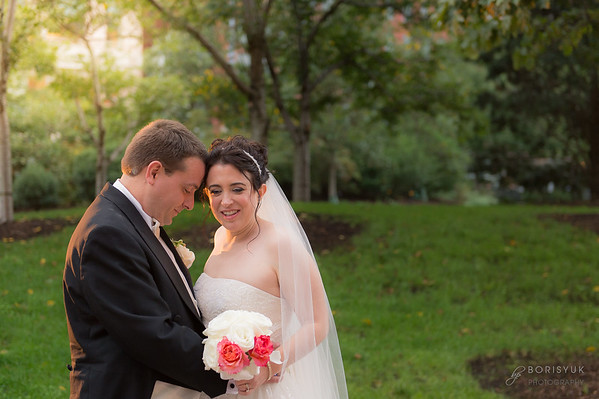 InterContinental Boston Wedding: Caitlin & Richard