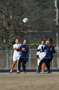 Lady Bruins Vs Heritage 21 March 2013