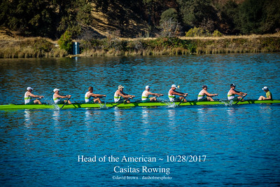 Head of the American ~ October 2017