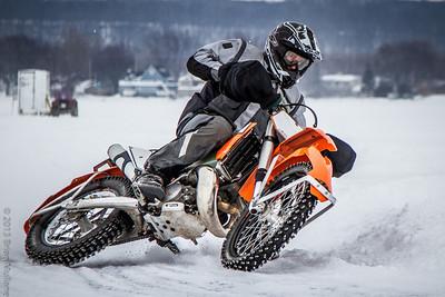 2013 Ice Riding Lake Winnebago