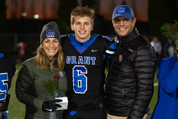 Grant Football 2019 Seniors