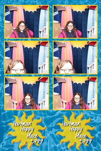 Hartman Happy Place [Beach Booth] (03/21/19)