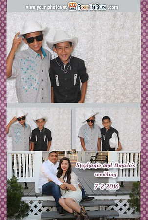 Stephanie & Amado's Wedding
