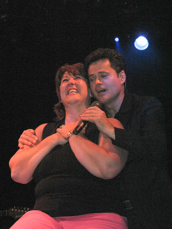 Donny Osmond-Westbury August 28, 2007