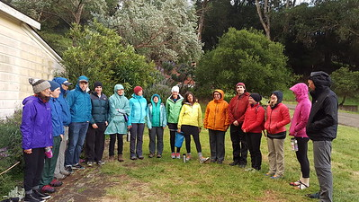 2016 ETC Sea Kayak Guide Training