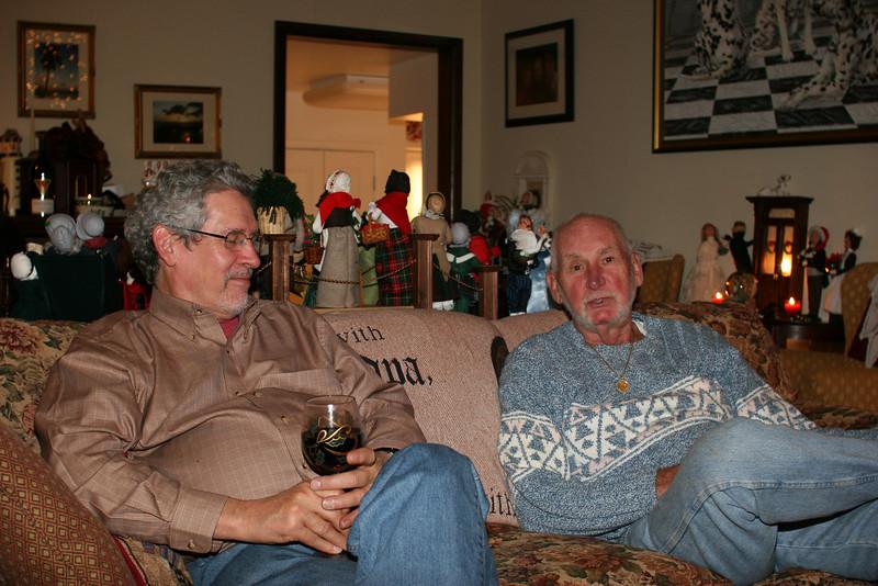 Ed and Skeet Chapman