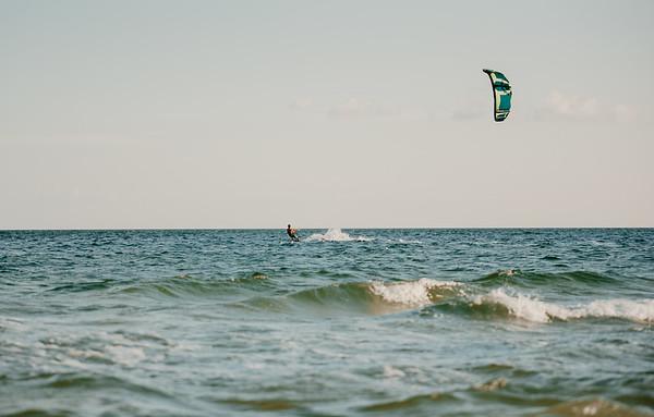Kite Boarding Sanibel 10.17