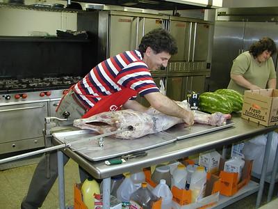 Community Life - Panigiri - June 23, 2002