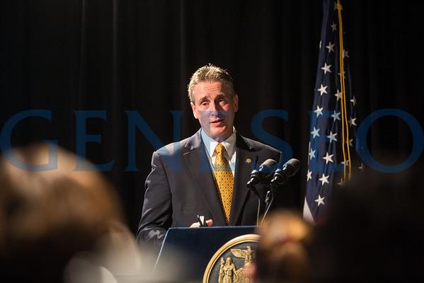 Lieutenant Governor Duffy visit (Spring 2013)