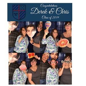 Chris & Derek's Graduation 2019