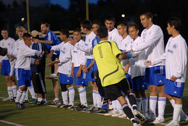 JV & V Soccer 09.23.08
